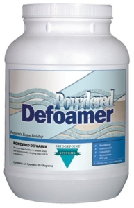 Bridgepoint Powdered Defoamer 2.95kg - Click for more info