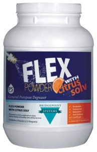 Flex Powder w/Citrus Solve 2.94kg - Click for more info