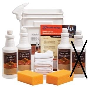 Hydro Force Leather Kit - Click for more info