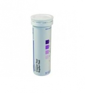 Contec Hydrogen Peroxide Test Strip 25pk - Click for more info