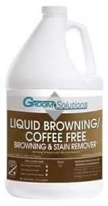 Groom Liquid Browning/Coffee Free 3.78L - Click for more info