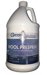 Groom Wool Prespray  6.5-7.0 PH 3.78L - Click for more info