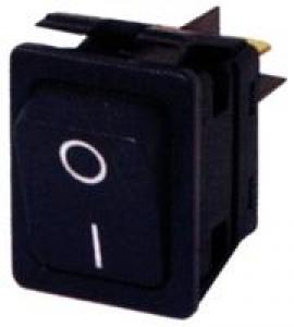 Nautilus Rocker Switch Single CRWNM5714