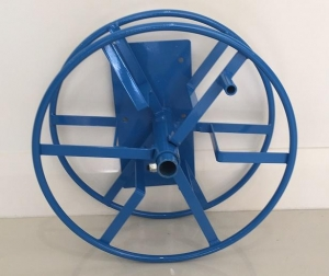 Tensens Hose reel Wall Bracket PC L/Blue - Click for more info
