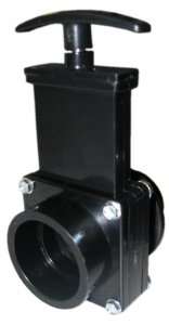 38mm Dump Valve (2 straight sides) - Click for more info