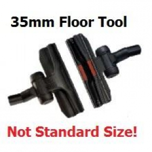 Low Profile Floor Tool 35mm suit Vacuum