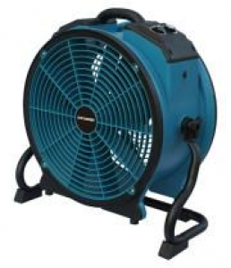 X-PowerAxial Air Mover 3 Speed w/ Timer - Click for more info