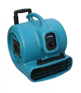 Carpet Blower 1HP 3 Speed w/trolley - Click for more info