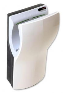 Mediclinics Dualflow Plus Hand Dryer - Click for more info