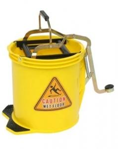 Enduro Wringer Mop Bucket Yellow 28550