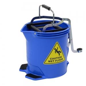 Enduro Wringer Mop Bucket Blue 28560