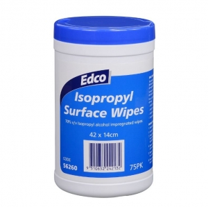 EDCO 70% ISOPROPYL WIPES REFILL - Click for more info