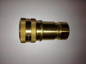 EZ 1/4 Brass NPT Female Quick Release - Click for more info