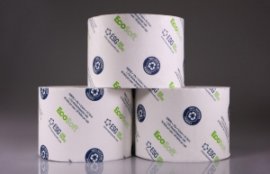 Baywest Controlled Toilet Paper 1 Ply - Click for more info