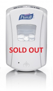 Purell LTX7 Touch Free Dispenser White - Click for more info