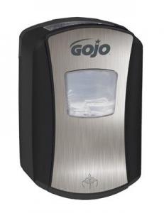 Gojo LTX7 Automatic Dispenser Chrome Blk