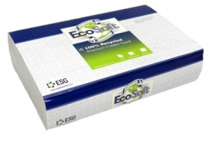 EcoSoft Premium Ultraslim Hand Towel - Click for more info
