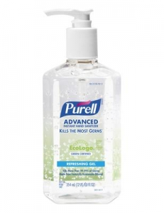 Purell Antiseptic Hand Sanitiser 350ml - Click for more info