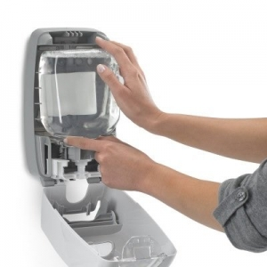Purell FMX Manual Dispenser Grey