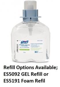 Purell FMX Manual Dispenser Grey
