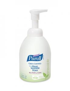 Purell Green Cert Hand Sanitiser 535ml - Click for more info