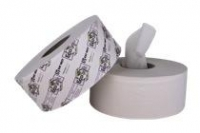 Ecosoft Baywest Jumbo Toilet Roll1P 600m - Click for more info