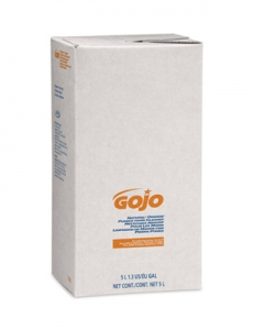 Gojo Hand Cleaner Orange Pumice 5L - Click for more info