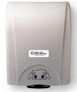 ESG Optiserv H/Free Dispenser White