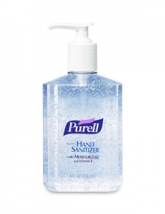 Purell Instant Hand Sanitiser Pump 240ml - Click for more info