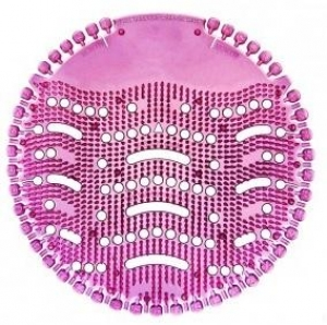 Wave Urinal Screen Red Clover - Click for more info