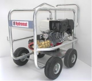 Hydromat Petrol Pressure Washer HP2815D - Click for more info
