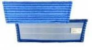 Techno-Clean Scrub n Dry 40cm Velcro Blu