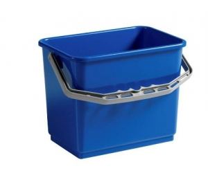 Hermetic 8L Bucket with Handle Blue - Click for more info