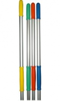 Techno-Clean Telescopic Handle Red - Click for more info
