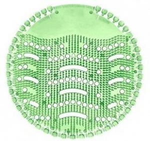 Wave Urinal Screen Cucumber Melon - Click for more info