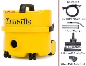 Numatic ANV180 Aircraft Vacuum Cleaner - Click for more info