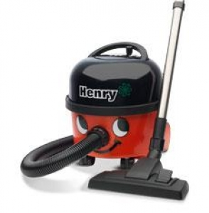 Numatic Henry Vacuum Cleaner - Red - Click for more info