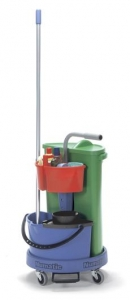 Numatic Carousel NC-1 Cleaners Trolley - Click for more info