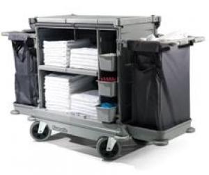 Housekeeping Trolley Numatic NKT17FF - Click for more info