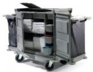 Housekeeping Trolley Numatic NKL17HF - Click for more info