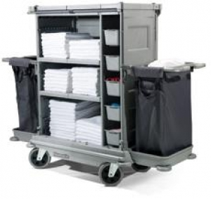 Housekeeping Trolley Numatic NKT22FF - Click for more info