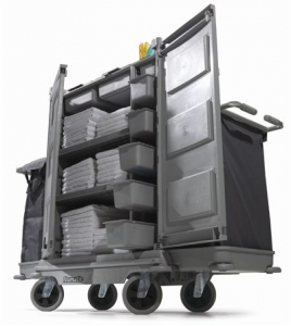 Housekeeping Trolley Numatic NKT22HF - Click for more info