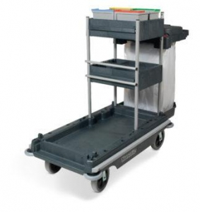 Numatic Janitorial Trolley SCG1804AT - Click for more info
