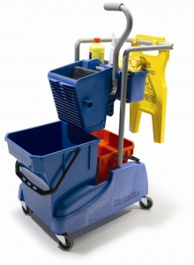 Numatic Twin Mop Bucket System - Click for more info