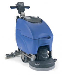 electric  scrubber
