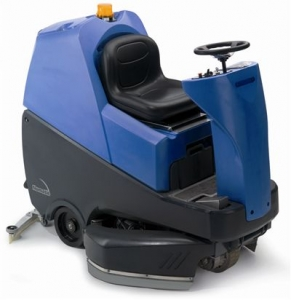 Numatic Vario Ride On Floor Scrubber - Click for more info