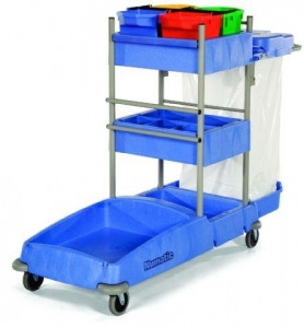 Cleaners Trolley Large Numatic VCN1604 - Click for more info