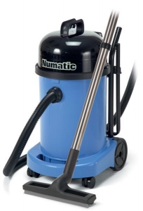 Numatic WV470 Wet & Dry Vacuum Cleaner - Click for more info