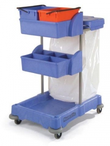 Numatic XC3 Versaclean Cleaners Trolley - Click for more info