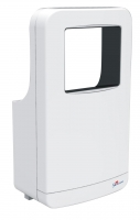 JD McDonald Tri-Umph White  Hand Dryer - Click for more info